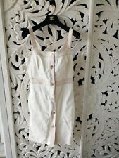 Chanel denim dress FR36