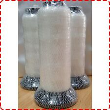 Birch Clear Transparent Thread - Monofilament Overlocking Invisible 4 Spools