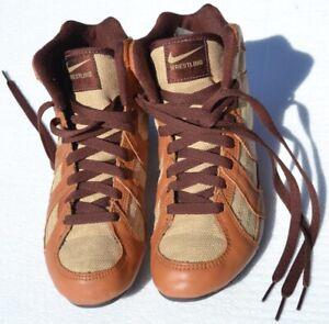 NIKE Wrestling Shoes women size US 7