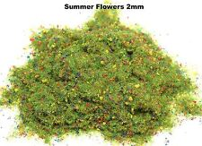 WWS Summer Flower Mix Static Grass 2mm 30g