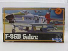 MPC F-86D SABRE 1/72 Scale Plastic Model Kit UNBUILT 1982