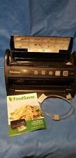 FoodSaver V3230 Food Preservation Vacuum Sealer Black Tested WORKS GREAT!!!