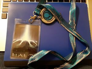 Halo Forerunner Lanyard (100% Complete Intact)