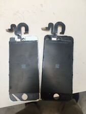 Lot 2 X OEM Apple iPod Touch 5/6 Gen LCD/DIGITIZER Assembly - CRACKED - GOOD LCD