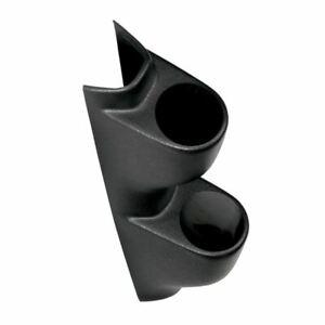 "AutoMeter Mount, A-Pillar Pod, Dual, 2 1/16"", Fit Eclipse/Talon/Laser 90-94"