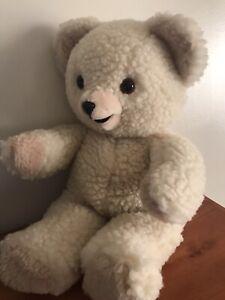 "Snuggle Fabric Softener Bear Plush Stuffed Animal New England Toy 16"" Character"