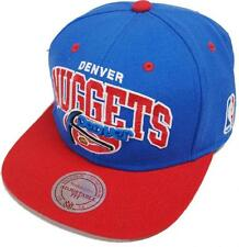 Mitchell & Ness Denver Nuggets Team Arch na80z SNAPBACK CAP BERRETTO basecaps NBA