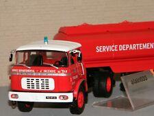 ODEON TR12 CCGC SDIS 83 Toulon Échelle 1:43 Camion Pompier Miniature (ODEON066)