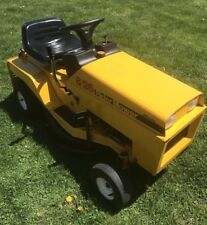Vintage JcPenny JC Penny Riding Mower Tractor 8/26 Briggs 1820D D073A
