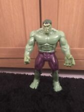 """Marvel 2013 - 11.5"""" Tall Incredible Hulk  Action Figure By Hasbro"""