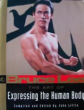 BRUCE LEE THE ART OF EXPRESSING THE HUMAN BODY KARATE KUNG FU MARTIAL ARTS
