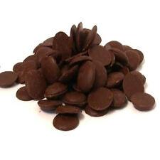 Fondue Schokolade für Schokobrunnen in Tropfenform 1kg EDELBITTER (80% Kakao)