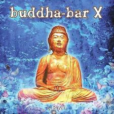 Buddha-Bar X, Vol.10  (CD, Apr-2008, 2 Discs, George V Records) - NEW