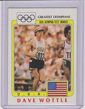 """SUPER RARE 1983 """"BLACK RING"""" OLYMPIC DAVE WOTTLE CARD #44 ~ MULTIPLES AVAILABLE"""