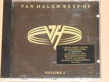 VAN HALEN -The Best Of Van Halen, Vol.1- CD