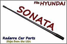 "FITS: 1999-2005 Hyundai Sonata - 13"" SHORT Custom Flexible Rubber Antenna Mast"