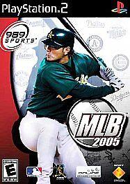 MLB 2005 (Sony PlayStation 2, 2004)