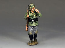 WS204 Soldat with Cigarette by King & Country