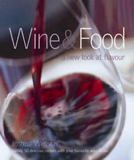 Wine and Food,Wesson, Joshua,Very Good Book mon0000029810