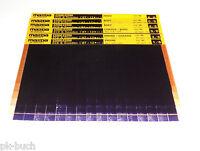 Microfiche Catalogo Ricambi Mazda E 2000/E 2200 Modelli 1987 - Stand 07/1990