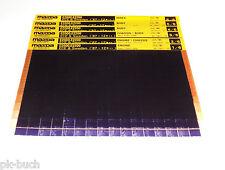 Microfich Ersatzteilkatalog Mazda E 2000 / E 2200 Modelle 1987 - Stand 07/1990