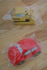4 Traffic Stress Balls. 2 VW,  2 Bulldozer.