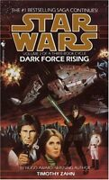 Dark Force Rising (Star Wars: The Thrawn Trilogy, Vol. 2) by Timothy Zahn