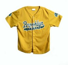 Yellow Coyote Promotions Brooklyn Cyclones Baseball Jersey #14 Size XL