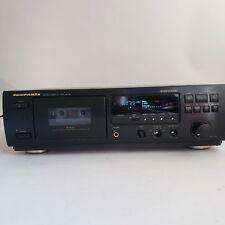 Marantz SD-63 Remote Controlled Three Head Stereo Cassette Deck SD-63U Dolby Pro