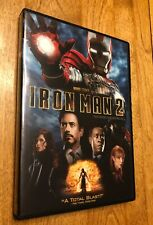 Iron Man 2 (DVD, 2010, Canadian) {Eng/Fre/Spa} WS