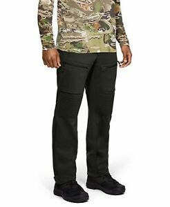 Under Armour Ridge Reaper Infil Windstopper Green Hunting Pants-W34/32