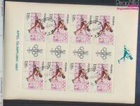 Polen 1761-1768 Kleinbögen gestempelt 1967 Olymp. Sommerspiele ´68 (8437670