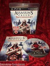 ASSASSINS CREED BROTHERHOOD  (PS3) PlayStation 3