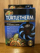 Turtletherm Aquatic Turtle Heater 50w 15gal
