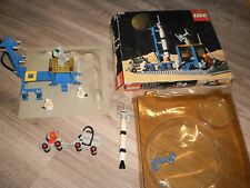 lego 920 espace rocket launch  1979 - space legoland