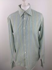 Mens ted baker striped shirt size 3 stock No.G86