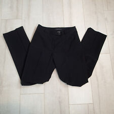 Theory Black  Pants  sz 6 stretch b3