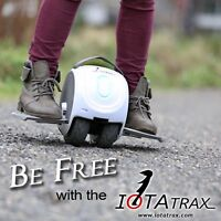 IOTAtrax - a new electric rideable