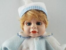 """Heritage Mint Sweet And Innocent Cuddle Me Babies Boy Doll (s) AGES 3 AND UP  """""""