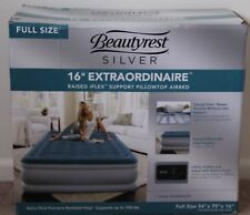 Simmons Beautyrest Silver Extraordinaire with iFlex Support and Internal Pump Ra