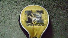 Missouri Tigers Fairway Wood X Head Cover LQQK!!!