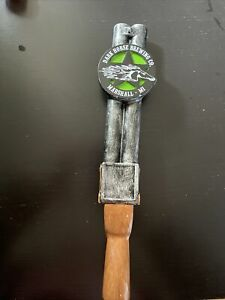 DARK HORSE SHOTGUN draft beer tap handle. MICHIGAN