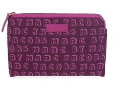 NWT MARC BY MARC JACOBS iPad Mini Zip Case Gravel New Wine Multi Logo Purple