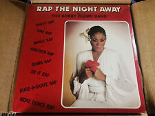 BOBBY DEEMO BAND Rap The Night Away Sealed LP 1981 Hip Hop Disco Funk Amherst