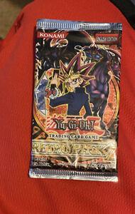 Rare Yugioh Retro Pack 2 Sealed Pack MINT HTF YGO