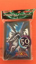50pcs YU-GI-OH Card Deck Protectors Card sleeves - Red-Eyes B. Dragon