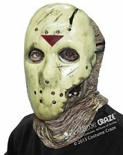 Halloween Party Mask Costume Friday The 13Th Part 7 New Blood Jason Voorhees