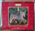 Breyer Ornament Noble Gem Prancer Carousel Ornament 2010 11th In Series in box
