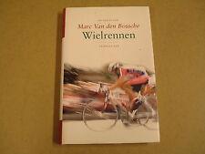 BOEK CYCLISME / MARC VAN DEN BOSSCHE - WIELRENNEN