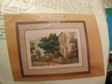 Kappie Originals Street Scene Cross Stitch Kit 1653-1-11